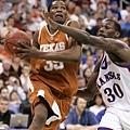 2007年Kevin Durant , Big 12