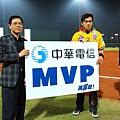 55 恰恰彭政閔獲單場MVP