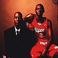 Kevin Garnett & Darius Miles