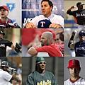 2012 MLB 20大轉隊球員