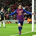 梅西踢進第234球,成為巴薩隊史進球最多的球員!