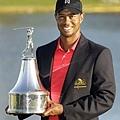 老虎伍茲再起!灣丘之王復出後首奪PGA巡迴賽冠軍