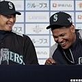岩隈久志和Felix Hernandez