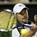 掌握發球  Roddick苦戰擊敗天敵Federer