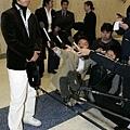 井川慶抵達紐約