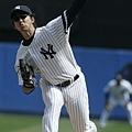 井川慶MLB初登板