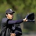 井川慶 2008春訓