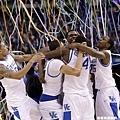 恭喜肯塔基大學奪下本賽季冠軍