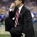 相較於肯塔基大學教頭的從容 堪薩斯教練就顯得焦慮