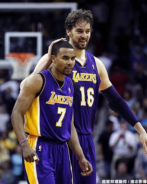 Gasol:去跟Kobe說,請他好好養傷吧 哈哈哈哈