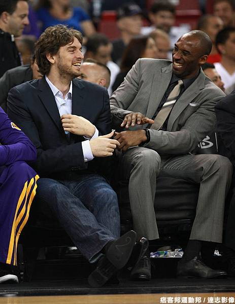 Kobe to Gasol:比起得分王,我還是比較想要得到你的歡心
