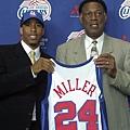 Andre Miller 轉戰快艇
