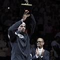 『得獎』最有價值球員-LeBron James