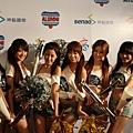 美國傳奇球星亞洲之旅宣傳記者會 Show Girls
