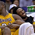 紫金大軍與歐布連線--Shaquille O'Neal & Kobe Bryant