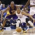 年度最佳防守第二隊--Kobe Bryant