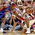 LeBron James --2006年 對活塞  五虎的試煉