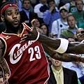 LeBron James --2010年 對塞爾提克  皇軍兵敗波士頓