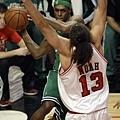 Rajon Rondo--2009 年 對公牛 單挑 Rose