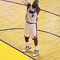LeBron James -- 共 2 次單場罰球次數超過 20 次