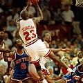 Michael Jordan -- 共 6 次單場罰球次數超過 20 次