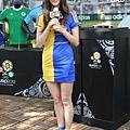 瑞莎表示他將會向公司告假,回到祖國欣賞球賽
