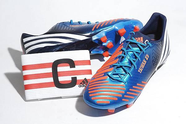 adidas贈送夏維耶日本訂製Predator全新戰靴   預祝新台灣隊長為國繼續建功