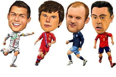 歐洲國家盃 站方內容
