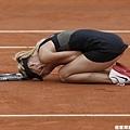 Sharapova 大豐收,搶下后座 奪回球后