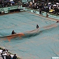 男單冠軍戰因雨延賽