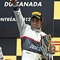 F1--加拿大站,Sergio Perez 拿下第三