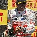 F1--加拿大站,Hamilton 拿下冠軍