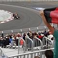 Vettel 在第 62 圈被 Hamilton 超越