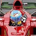 Alonso 則是在第 65 圈失守,被 Hamilton 超越