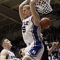 中鋒--9.Miles Plumlee--杜克大學(Duke),大四(7呎,252磅)