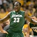 大前鋒--9.Draymond Green--密西根州立大學(Michigan State),大四(6呎7,236磅)