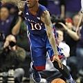 控球後衛--5.Tyshawn Taylor--堪薩斯大學(Kansas),大四(6呎4,177磅)