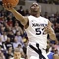 控球後衛--8.Tu Holloway--賽維爾大學(Xavier),大四(6呎,187磅)