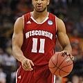 控球後衛--10.Jordan Taylor--威斯康新大學(Wisconsin),大四(6呎2,193磅)