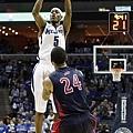 得分後衛--6.Will Barton--曼菲斯大學(Memphis),大二(6呎6,174磅)