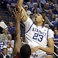 大前鋒--1.Anthony Davis--肯塔基大學(Kentucky),大一(6呎10,222磅)
