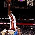 Wade 飛身上籃
