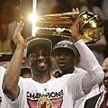 Wade 二度奪冠