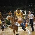 Magic Johnson,1986-87 洛杉磯湖人