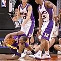 Nash 與 Kobe 的季後賽對戰紀錄 -- 2006 年