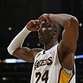 Nash 與 Kobe 的季後賽對戰紀錄-- 2007 年