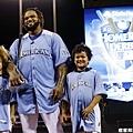 小王子 Prince Fielder 抱走 2012 年全壘打大賽冠軍