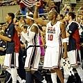 興奮的 Kobe Bryant