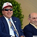 Johnny Bench 和 Yogi Berra