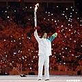 2010 年 加拿大運動明星 Steve Nash 傳遞冬季奧運聖火